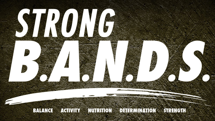Strong B.A.N.D.S. Events