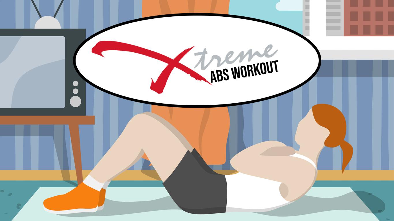 Virtual X-Treme Abs Workout