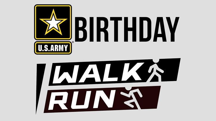 U.S. Army Birthday Run & Walk