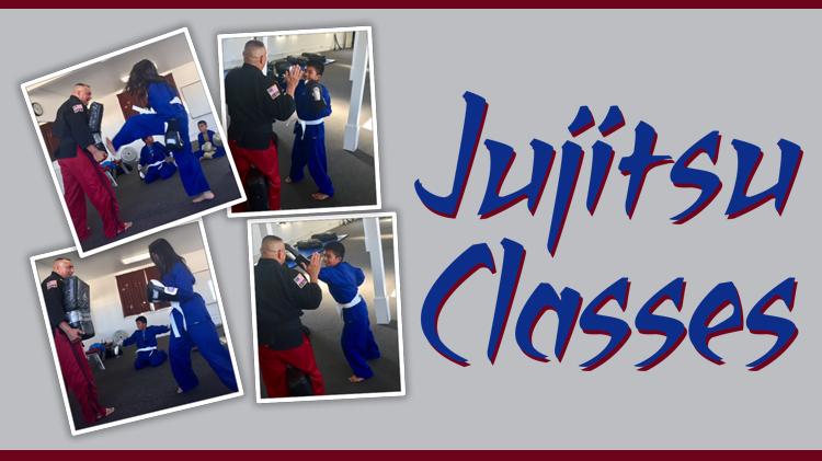 Youth Jujitsu Class